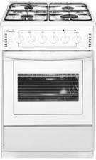 """Плита газ/эл """"Лысьва ЭГ 401-2у белая , 50х60 см, 4газ, эмаль, эл.розжиг, электрическая духовка,подсв в Красноуфимске купить"""