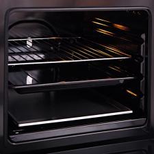 Плита газ. GEFEST 3200-06 К19 коричневый , 50х57 см, 4газ, крышка металл, эмаль, электророзжиг, газо