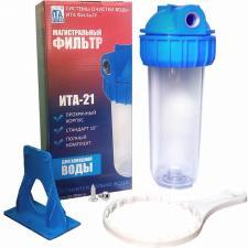 В нашем интернет-магазине Вы можете купить Магистральный фильтр ITA-21-1/2 В Красноуфимске Артях Ачите