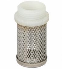 """В нашем интернет-магазине вы можете купить,Cетка для обратного клапана   1/2"""" НР  применяемую для защиты обратного клапана от грязи в составе всасываюшего трубопровода насосной станции в Красноуфимске Артях Ачите"""