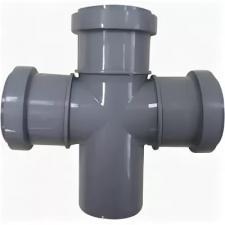 В нашем интернет магазине вы можете купить для внутренней канализации диаметром 50 Канализ. крестовина ПП 50x50/90 град.  .  в Красноуфимске Артях Ачит