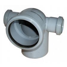 В нашем интернет магазине вы можете купить трубу  для внутренней канализации КНЛ   110  ОТВОД  110/90  с выходом 50  (!ЛЕВЫЙ+ПРАВЫЙ!)  РОССИЯ    в Красноуфимске Артях Ачите