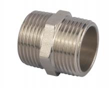 В нашем интернет магазине вы можете купить  нипель , нипель переходгой  с наружней   резьбой из латуни диаметром  TAEN Ниппель (НР-НР) никел. 1/2    в Красноуфимске Артях Ачит