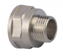 В нашем интернет магазине вы можете купить  переход  с наружной резьбой B  внутренней  резьбой из латуни TAEN Переходник (ВР-НР) никел. 1 1/4x1  в Красноуфимске Артях Ачит