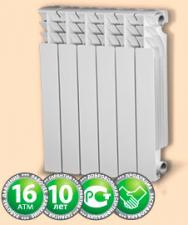 Радиатор алюминиевый 200 12 секций EVOLUTION