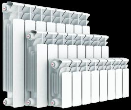 В нашем интернет магазине вы можете купить AQUAPROM AL A21 Радиатор алюм. 500/80 10с., 1150 Вт  в Красноуфимске Артях Ачите
