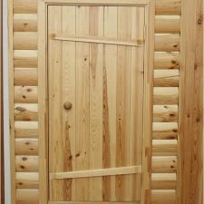 Дверь входная 1800х800х40 (сосна) в Красноуфимске купить