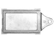 Задвижка ЗВ-3 (БАЛЕЗИНО) (390*190 мм) в Красноуфимске купить