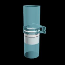 Эковент.Вентилятор осевой канальный PROFIT 4
