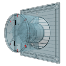 Защита от обратной тяги D100 100 ОК