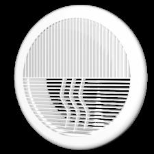 Эковент.Реш.прямоточная кругл. с фланцем 16 РПКФ