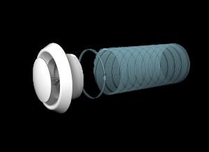 Эковент.Клапан-дефлектор 16 АПВП