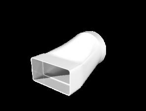 Эковент.Соединитель 60х204 D=125 620СП12,5КП
