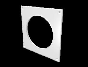 Эковент.Накладка настенная круглая D=100 10НКП