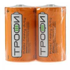 В нашем интернет магазине вы можете купить Батарейка D R20 солевая 1.5V ТРОФИ для газовой  колонки в Красноуфимске Артях Ачите