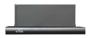 Вытяжка встраиваемая ELIKOR Интегра 60П-400-В2Л черный/черн  в Красноуфимске купить