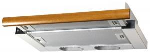 Вытяжка встраиваемая ELIKOR Интегра 60П-400-В2Л белый/дуб неокр, 60 см  в Красноуфимске купить