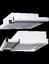 Вытяжка встраиваемая ELIKOR Интегра 60П-400-В2Л белый/бел, ширина 60 см в Красноуфимске купить