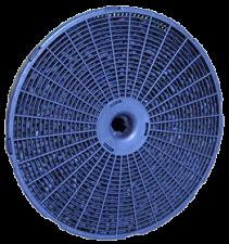 Комп.фильтров угольных 2шт. Ф-02 кассетн к 2М выдв.бл.+турб.650м3/ч