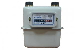 Счетчик газа СГД G4ТК (левый) (Орел) 2019