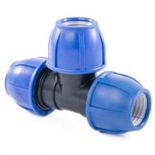 В нашем интернет магазине вы можете купить ПЭ Тройник компрессионный 20 14698  на трубу полиэтиленовую низкого давления ПНД диаметром 20  в Красноуфимске Артях Ачите