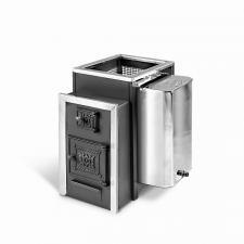 Печь банная 8-6 мм Радуга 21 Б - под навесной бак Универсальный (бак приобретается отдельно) в Красноуфимске купить