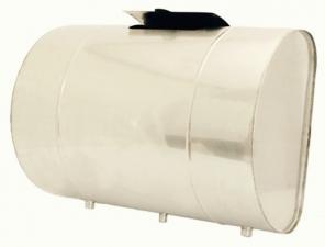 Бак для теплообменника 60 л.  0,8 мм  горизонтальный,  нержавейка в Красноуфимске купить