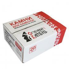 Камень Талькохлорит обвалованный 20 кг коробка Огненный камень в Красноуфимске купить