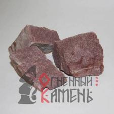 Камень Кварц малиновый 20 кг О.К.