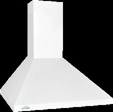 Вытяжка каминная ELIKOR Вента 50П-430-ПЗЛ белый, ширина 50 см, глубина 50 см, 430 куб.м/час, 225 Вт,